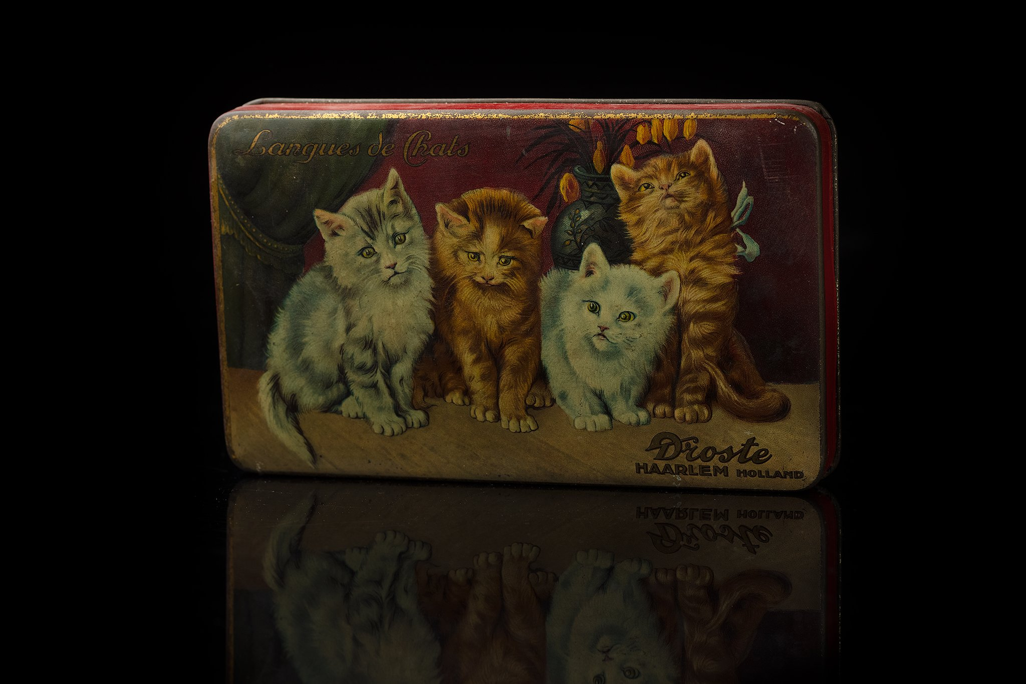 Vintage-tin-cat-Droste-Langues-de-chats-2