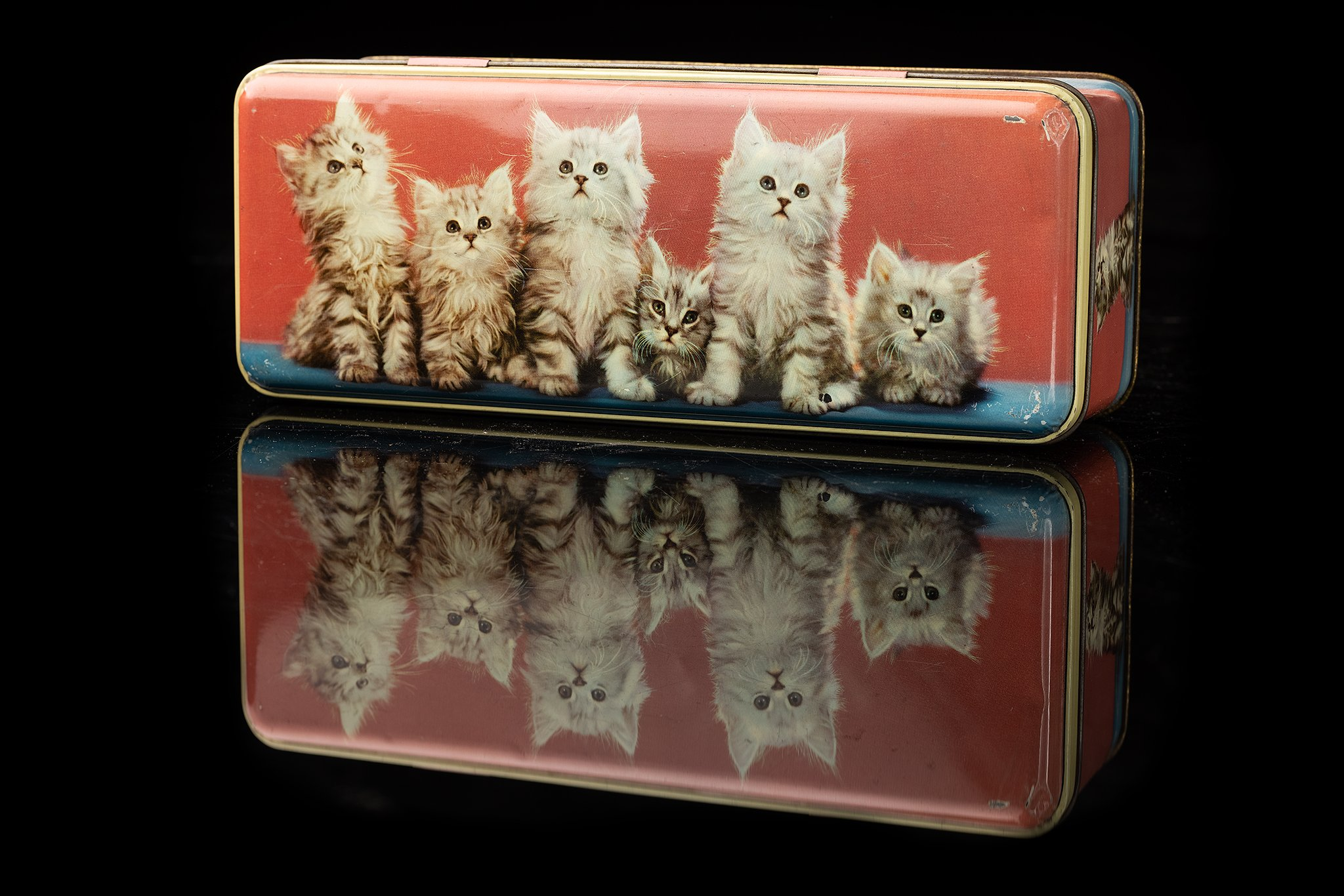 Vintage-tin-cat-box-litter